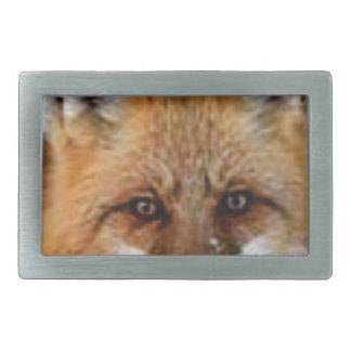 Boucle De Ceinture Rectangulaire image de fantaisie de renard