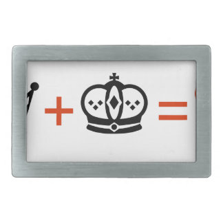 Boucle De Ceinture Rectangulaire king_plus_queen_equals_love2.ai