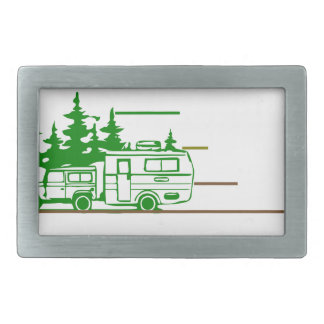 Boucle De Ceinture Rectangulaire La liberté de camping