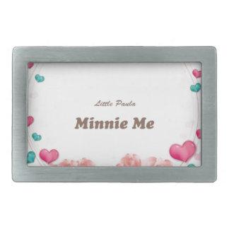 Boucle De Ceinture Rectangulaire Minnie je
