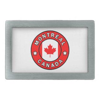 Boucle De Ceinture Rectangulaire Montréal Canada