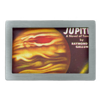 Boucle De Ceinture Rectangulaire Passeport à Jupiter