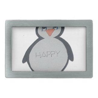 Boucle De Ceinture Rectangulaire Petit pingouin