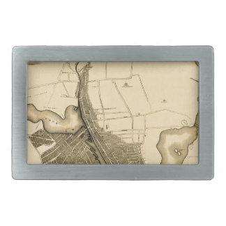 Boucle De Ceinture Rectangulaire Providence 1823