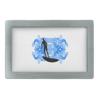 Boucle De Ceinture Rectangulaire Surf épique