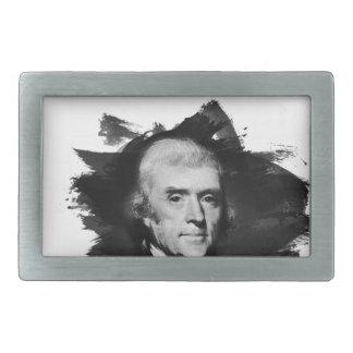 Boucle De Ceinture Rectangulaire Thomas Jefferson