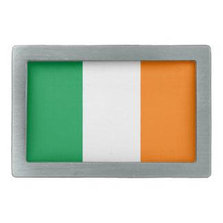 Boucles de ceinture irlandaises de drapeau pour la