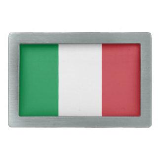 Boucles de ceinture italiennes de drapeau