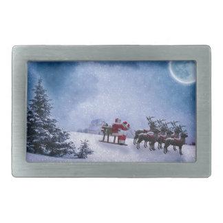 Boucles De Ceinture Rectangulaires Cadeaux de Noël
