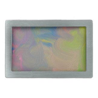 Boucles De Ceinture Rectangulaires colores
