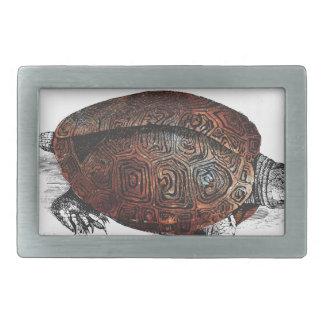 Boucles De Ceinture Rectangulaires Cosmic turtle 1