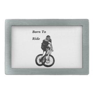 Boucles De Ceinture Rectangulaires Croix cycloe de CYCLISTE du cycliste MTB BMX de