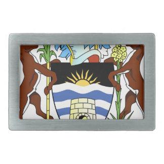 Boucles De Ceinture Rectangulaires Joint de ressortissant de l'Antigua et des Barbade