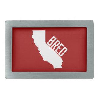 Boucles De Ceinture Rectangulaires La Californie a multiplié