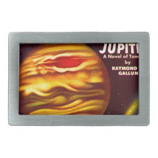 Boucles De Ceinture Rectangulaires Passeport à Jupiter