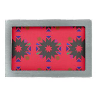 Boucles De Ceinture Rectangulaires Texture de Zeulige Maroc/nouvelle conception dans