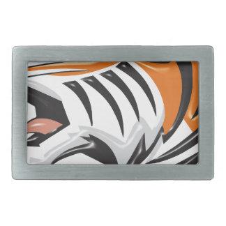 Boucles De Ceinture Rectangulaires tiger3