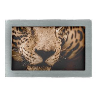 Boucles De Ceinture Rectangulaires yeux de égrappage de l'eau de jaguar