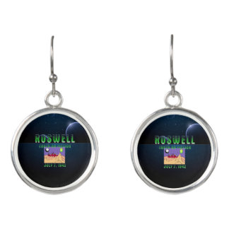 Boucles D'oreilles ABH Roswell