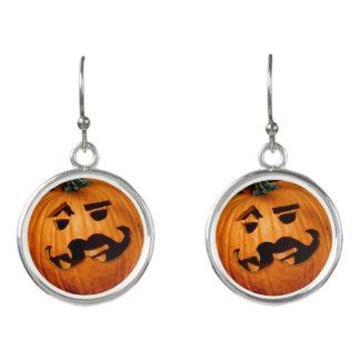 Boucles D'oreilles Boucles d'oreille de Halloween de citrouille de