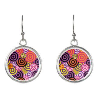Boucles D'oreilles Cercles concentriques #2