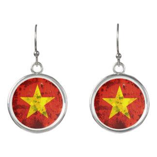 Boucles D'oreilles Le Vietnam