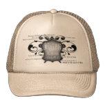 Bouclier de chapeau chrétien de la foi (armure de  casquette de camionneur