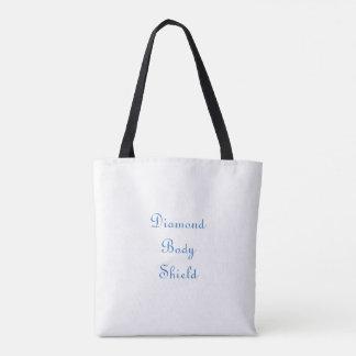Bouclier de corps de diamant sac
