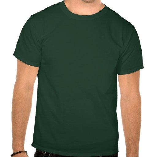 Bouclier de l'Irlande T-shirts