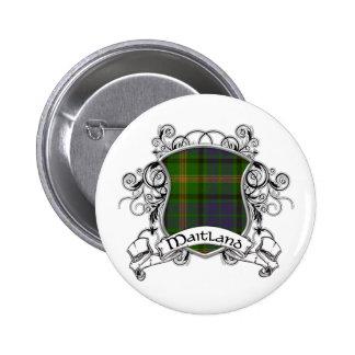 Bouclier de tartan de Maitland Badge