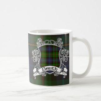 Bouclier de tartan de Smith Mug