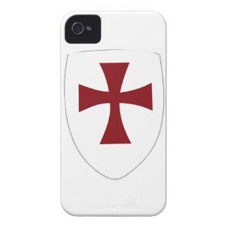 Bouclier de Templar de chevaliers Coque iPhone 4