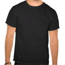 Bouclier de Templar de chevaliers T-shirts