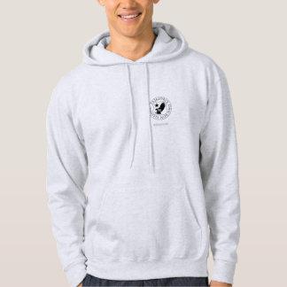 Bouclier de ToL (2) sur le sweat - shirt à capuche