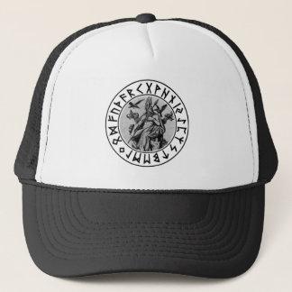 bouclier d'Odin de casquette