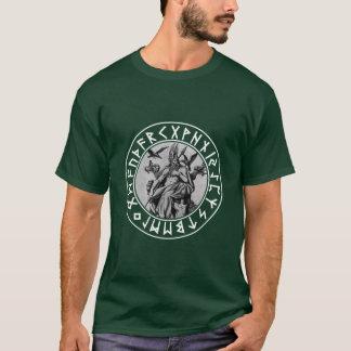 Bouclier d'Odin Rune T-shirt