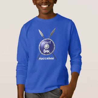 Bouclier et lances de Maccabee T-shirt