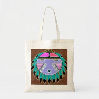 Bouclier indigène sacs en toile
