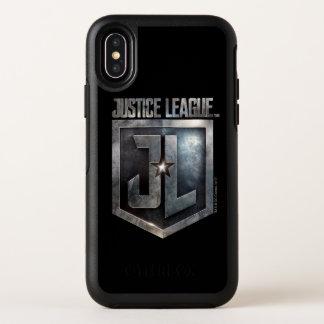 Bouclier métallique de la ligue de justice | JL