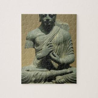 Bouddha assis puzzle