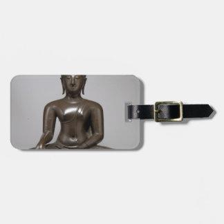 Bouddha assis - XVème siècle Étiquette À Bagage