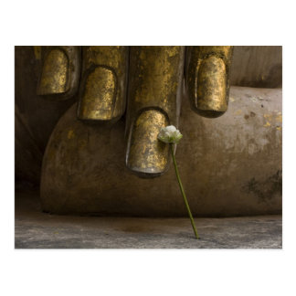 Bouddha au copain de Wat SI Cartes Postales