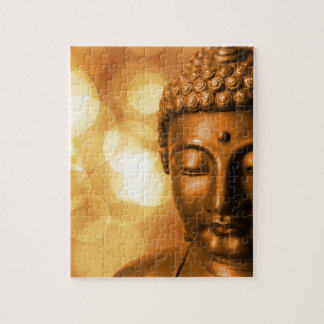 Bouddha d'or puzzle