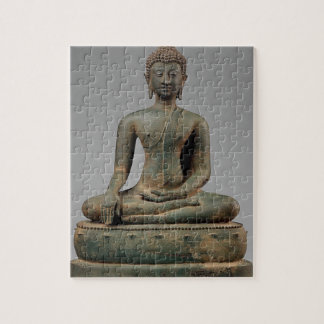 Bouddha - la Thaïlande assis Puzzle