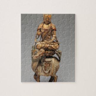 Bouddha Shakyamuni avec des bodhisattvas propres Puzzle