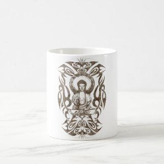 Bouddha tribal mug à café
