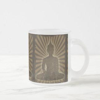 Bouddha vintage tasse à café