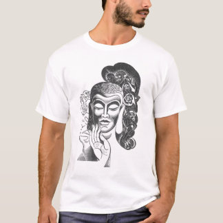 bouddhiste t-shirt