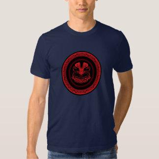 Boudine de crête de Vanwizle T-shirt