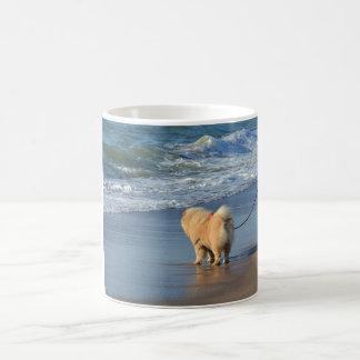 bouffe de bouffe sur beach.png mug